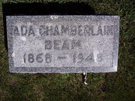 CHAMBERLAIN BEAM, ADA - Page County, Iowa | ADA CHAMBERLAIN BEAM