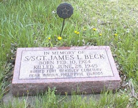 BECK, JAMES - Page County, Iowa | JAMES BECK