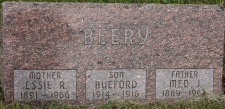 BEERY, MED J - Page County, Iowa | MED J BEERY