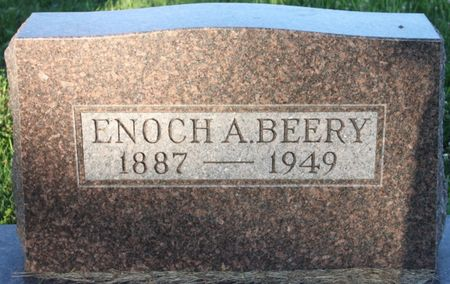 BEERY, ENOCH A - Page County, Iowa   ENOCH A BEERY