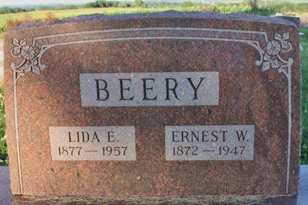 BEERY, ERNEST WILSON - Page County, Iowa | ERNEST WILSON BEERY