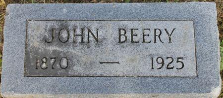 BEERY, JOHN - Page County, Iowa | JOHN BEERY