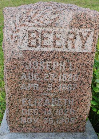 BEERY, ELIZABETH - Page County, Iowa | ELIZABETH BEERY