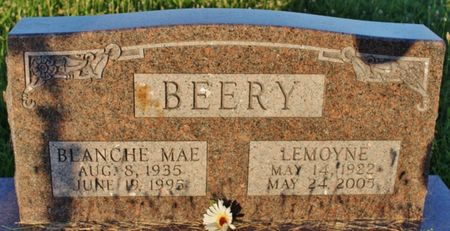 BEERY, BLANCHE MAE - Page County, Iowa | BLANCHE MAE BEERY