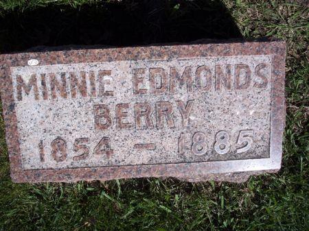BERRY, MINNIE - Page County, Iowa | MINNIE BERRY