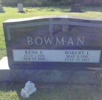 BOWMAN, ROBERT - Page County, Iowa | ROBERT BOWMAN