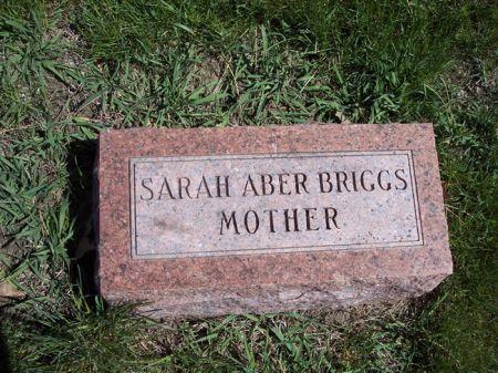 BRIGGS, SARAH - Page County, Iowa   SARAH BRIGGS