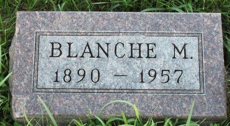 CALHOON BROWN, BLANCHE MAE - Page County, Iowa | BLANCHE MAE CALHOON BROWN