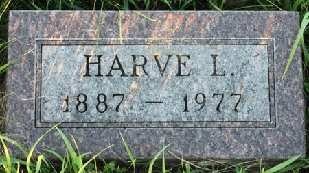 BROWN, HARVE L - Page County, Iowa | HARVE L BROWN