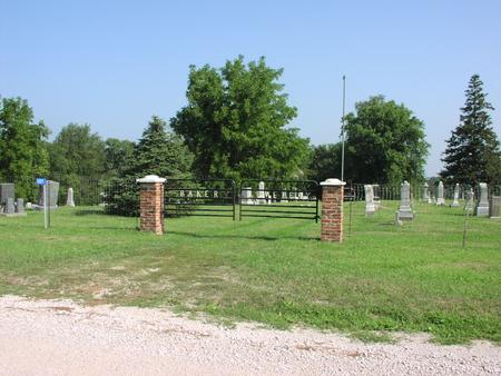 , BAKER - Page County, Iowa   BAKER