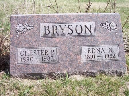 BRYSON, EDNA N. - Page County, Iowa   EDNA N. BRYSON