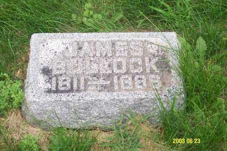 BULLOCK, JAMES - Page County, Iowa   JAMES BULLOCK