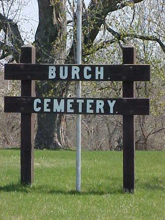 BURCH, CEMETERY - Page County, Iowa   CEMETERY BURCH