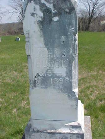 BURCH, JOHN S. - Page County, Iowa | JOHN S. BURCH