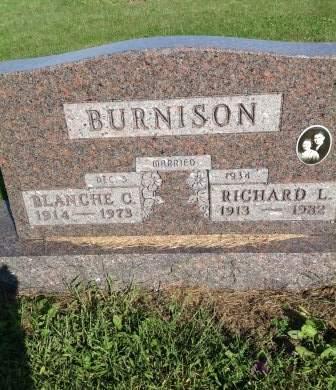 BURNISON, BLANCHE - Page County, Iowa | BLANCHE BURNISON
