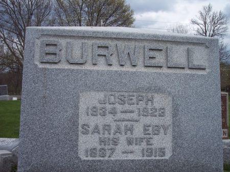 BURWELL, JOSEPH - Page County, Iowa | JOSEPH BURWELL