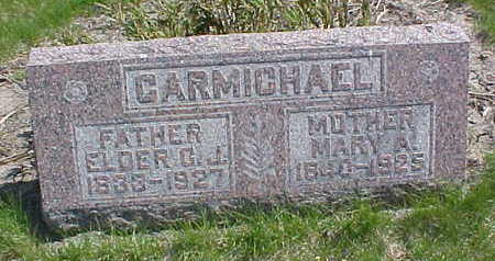 CARMICHAEL, MARY - Page County, Iowa | MARY CARMICHAEL