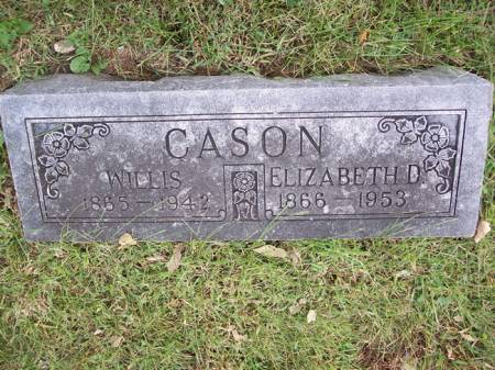 CASON, WILLIS - Page County, Iowa | WILLIS CASON