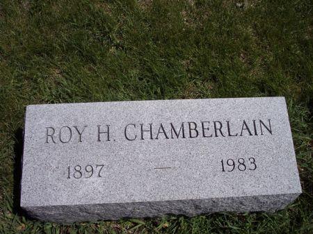 CHAMBERLAIN, ROY H. - Page County, Iowa | ROY H. CHAMBERLAIN