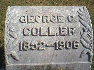 COLLIER, GEORGE C. - Page County, Iowa | GEORGE C. COLLIER