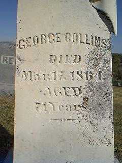 COLLINS, GEORGE - Page County, Iowa | GEORGE COLLINS