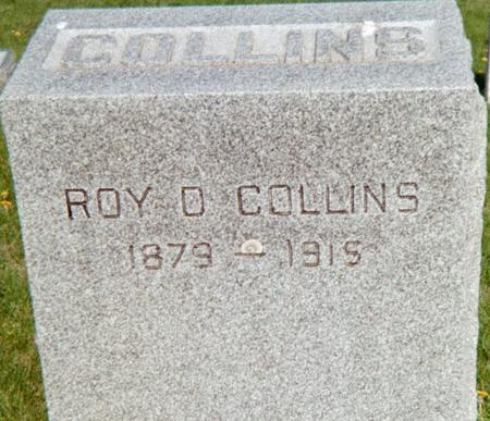 COLLINS, ROY D. - Page County, Iowa | ROY D. COLLINS