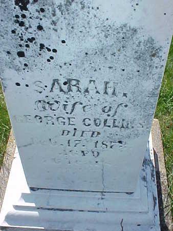 COLLINS, SARAH - Page County, Iowa | SARAH COLLINS