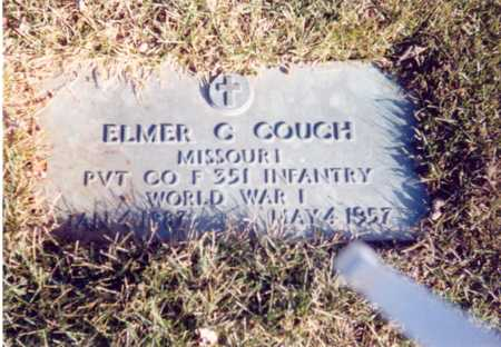 COUCH, ELMER C - Page County, Iowa   ELMER C COUCH