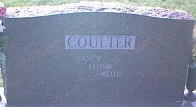 COULTER, MARIBEL - Page County, Iowa | MARIBEL COULTER