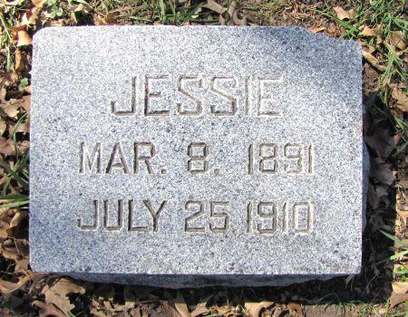 CULP, JESSIE - Page County, Iowa   JESSIE CULP