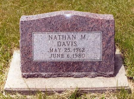 DAVIS, NATHAN - Page County, Iowa | NATHAN DAVIS