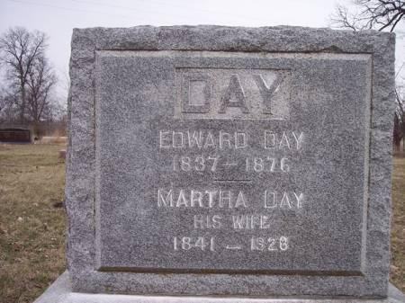 DAY, EDWARD - Page County, Iowa   EDWARD DAY