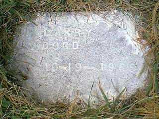 DODD, LARRY - Page County, Iowa | LARRY DODD