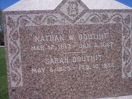 DOUTHIT, NATHAN W. - Page County, Iowa | NATHAN W. DOUTHIT
