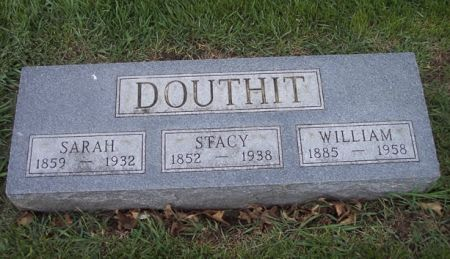 DOUTHIT, WILLIAM - Page County, Iowa | WILLIAM DOUTHIT
