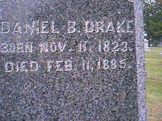 DRAKE, DANIEL B. - Page County, Iowa | DANIEL B. DRAKE