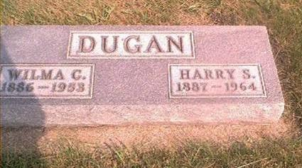 DUGAN, HARRY S - Page County, Iowa | HARRY S DUGAN