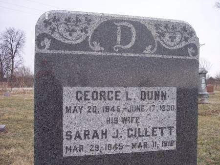 DUNN, GEORGE L. - Page County, Iowa | GEORGE L. DUNN