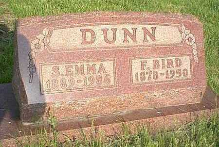 DUNN, S. EMMA - Page County, Iowa   S. EMMA DUNN