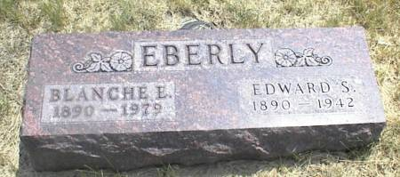 EBERLY, BLANCHE E. - Page County, Iowa | BLANCHE E. EBERLY