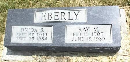 BEERY EBERLY, ONIDA - Page County, Iowa | ONIDA BEERY EBERLY