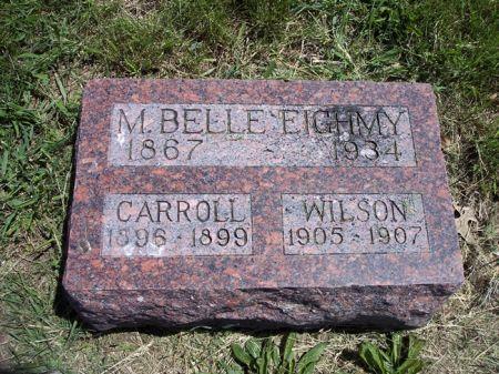 EIGHMY, CARROLL - Page County, Iowa | CARROLL EIGHMY