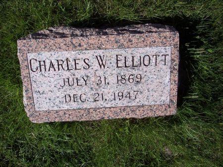 ELLIOTT, CHARLES W. - Page County, Iowa | CHARLES W. ELLIOTT