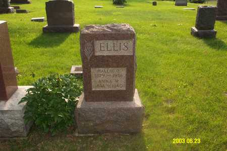 ELLIS, HALLIE - Page County, Iowa | HALLIE ELLIS