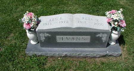 EVANS, RETA - Page County, Iowa | RETA EVANS