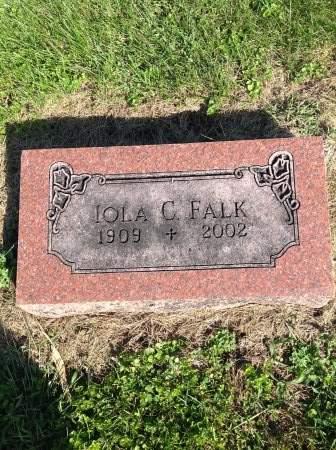 FALK, IOLA - Page County, Iowa | IOLA FALK
