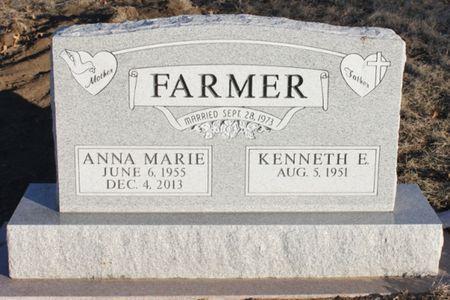 FARMER, ANNA MARIE - Page County, Iowa   ANNA MARIE FARMER