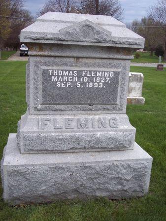 FLEMING, THOMAS - Page County, Iowa | THOMAS FLEMING
