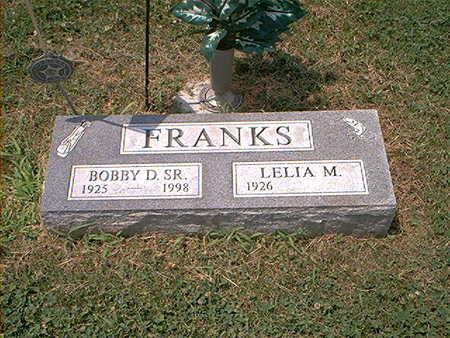 FRANKS SR., BOBBY  DEAN - Page County, Iowa | BOBBY  DEAN FRANKS SR.