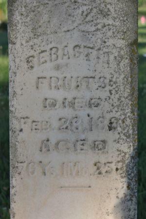 FRUITS, SEBASTIAN - Page County, Iowa | SEBASTIAN FRUITS